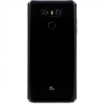 Смартфон LG G6 4/64Gb (G600) Black 1 SIM Seller Refurbished