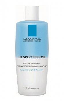 La Roche-Posay Respectissime засіб для зняття водостійкого макіяжу для чутливої шкіри (125 мл)