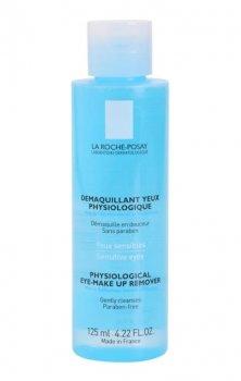 La Roche-Posay Physiologique фізіологічний засіб для зняття макіяжу з очей (125 мл)