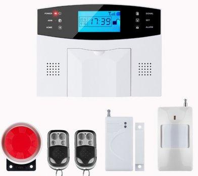 Сигнализация Security Alarm System GSM Kerui PG500 (1323280942190)