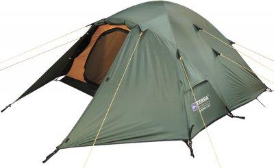 Палатка Terra Incognita Baltora 4 Тёмно-зелёная (4823081505532)