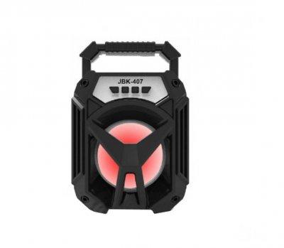 Портативна Мобільна колонка JBK-407 BT Bluetooth (886827441)