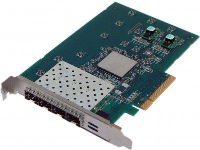 Контролер IBM 4 PORT FIBRE CHANNEL ADAPTER CARD (820-31P0950-01) Refurbished