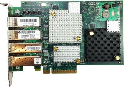 Контролер HPE 3Par StoreServ 7000 4-Port 8GB FC Adapter (5697-2043) Refurbished