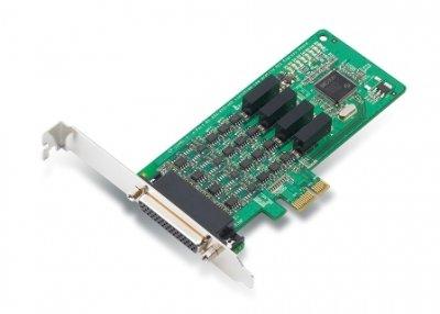 Контролер MOXA Moxa 4 Port Rs-232/422/485 PCIe (CP-114EL-I-DB25M) Refurbished