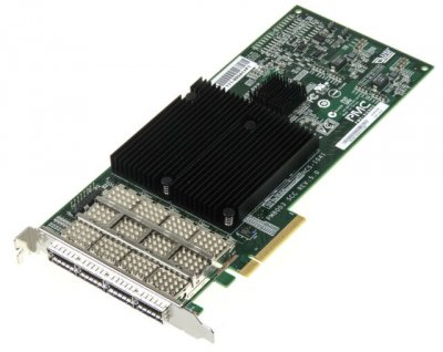 Контролер NetApp SAS QUAD PORT COPPER HBA (6086-000010) Refurbished