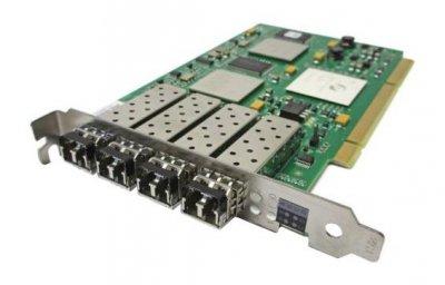 Контролер HP STORAGEFABRIC 84E 4-PORT 8GB FC HBA CARD (E7Y63A) Refurbished