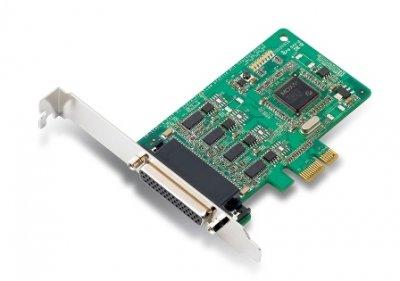 Контролер MOXA Moxa 4 Port Rs-232/422/485 PCIe (CP-114EL-DB25M) Refurbished