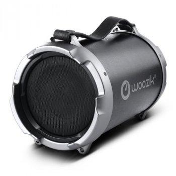 Колонка Bluetooth TTech S12B / PBS12 B Black