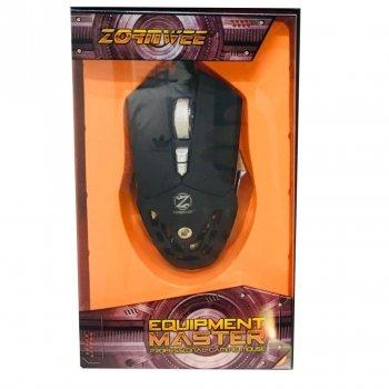 Ігрова миша USB ZORNWEE GX30 PLUS Провідна мишка NEW DESIGN
