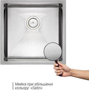 Кухонная мойка QTAP D4645 2.7/1.0 мм (QTD464510)