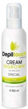 Крем проти врослого волосся Depiltouch Professional з фруктовими кислотами 150 мл (4640028990134)