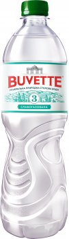 Упаковка минеральной слабогазированной воды Buvette Vital 0.75 л х 6 бутылок (4820115402157)