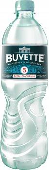 Упаковка минеральной сильногазированной воды Buvette №5 0.75 л х 6 бутылок (4820115402171)