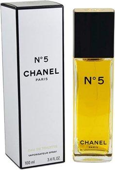 Туалетная вода для женщин Chanel №5 100 мл (3145891054675)