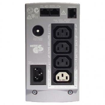 Пристрій безперебійного живлення Back-UPS CS 650VA APC (BK650EI)