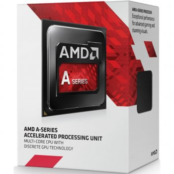 Процесор AMD SEMPRON X4 3850 (SD3850JAHMBOX)