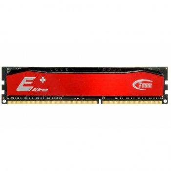 Модуль пам'яті для комп'ютера DDR4 4GB 2400 MHz Elite Plus Red Team (TPRD44G2400HC1601)