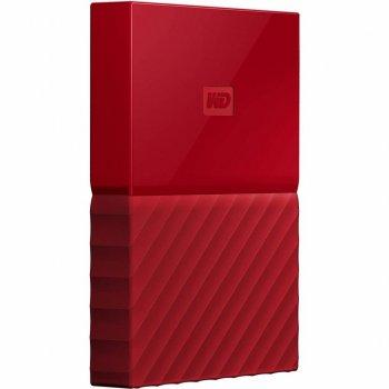 """Зовнішній жорстку диск 2.5"""" 2TB Western Digital (WDBS4B0020BRD-WESN)"""
