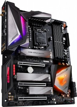 Материнська плата Gigabyte Z390 AORUS MASTER (s1151, Intel Z390)