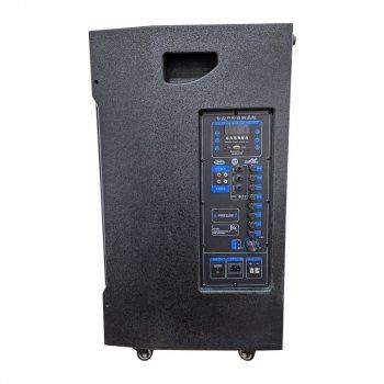 Активная акустическая система LAV M-6015 мощностью 1000W для проведения мероприятий