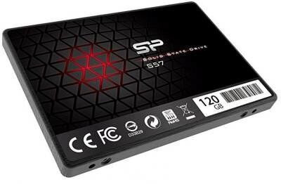 Silicon Power Slim S57 120 GB (SP120GBSS3S57A25)