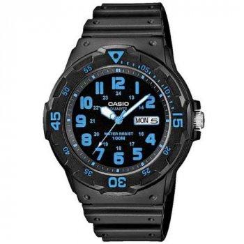 Годинник наручний Casio Collection CsCllctnMRW-200H-2BVEG