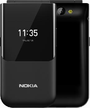 Мобільний телефон Nokia 2720 Flip Black