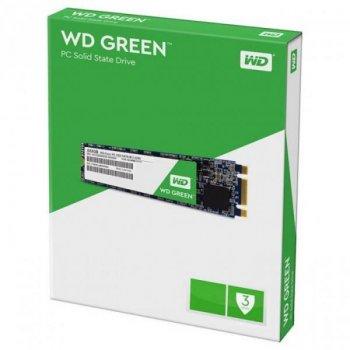 Накопичувач SSD M. 2 2280 240GB Western Digital (WDS240G2G0B)