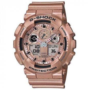 Годинник наручний Casio G-Shock CsG-ShckGA-100GD-9AER