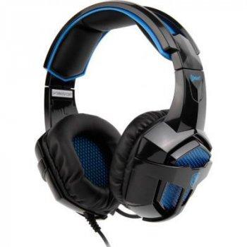 Навушники SADES Bpower Black/Blue (SA739-B-BL)
