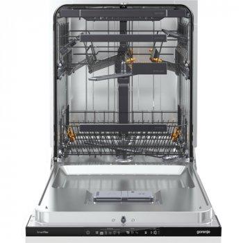 Встраиваемая посудомойка Gorenje GV 66161