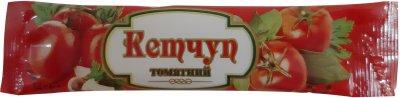 Упаковка кетчупа в стиках Асканія Томатный 14 г х 90 шт (4820071640334)