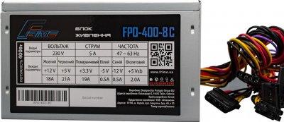 Блок питания Frime FPO-400-8C OEM (без кабеля питания)