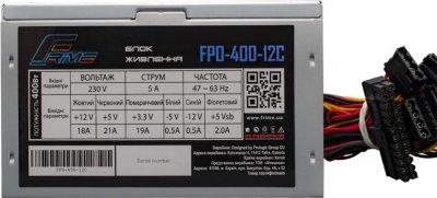 Блок питания Frime FPO-400-12C OEM (без кабеля питания)