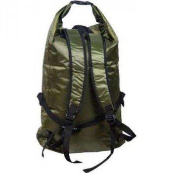 Гермомешок (рюкзак) Diamond Rip-Stop 40л. оливковий Tramp TRA-257-olive