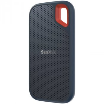 "Накопичувач SSD SanDisk Extreme Portable SSD 1TB 2.5"" USB 3.1 (SDSSDE60-1T00-G25) (F00167938)"