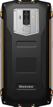 Мобільний телефон Blackview BV6800 Pro 4/64GB Black-Yellow (Українська версія)