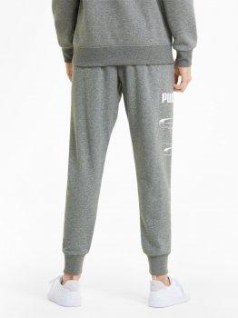 Спортивні штани Puma Rebel Pants 58575103 Medium Gray Heather