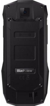 Мобільний телефон Blackview BV 1000 Black (Українська версія)