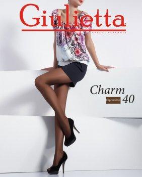 Колготки Giulietta CHARM 40 Den Cappuccino