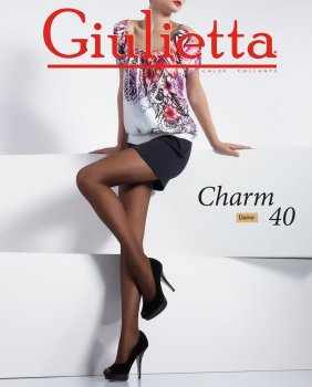 Колготки Giulietta CHARM 40 Den Daino