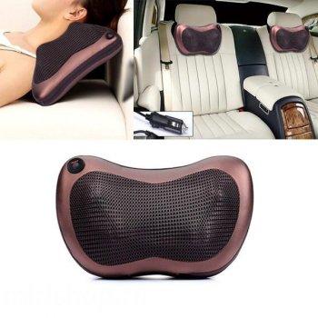 Массажер подушка Massage Pillow 904 для шеи и поясницы