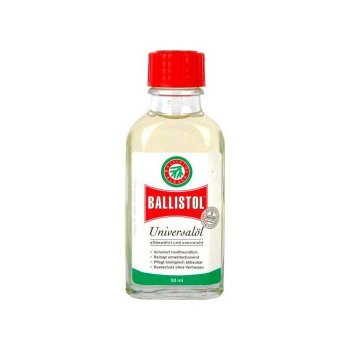 Масло збройне Klever Ballistol 50 мл рідина (21006)