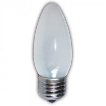 Лампа розжарювання свічка 60С1/F/E27 240V матова GE Угорщина