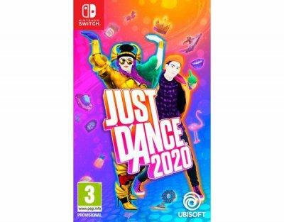 Nintendo Switch Just Dance 2020