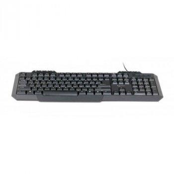 Дротова клавіатура Gembird KB-UM-105-RU USB Б/У