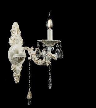 Бра класичне з кришталем Splendid-Ray 30-3934-08