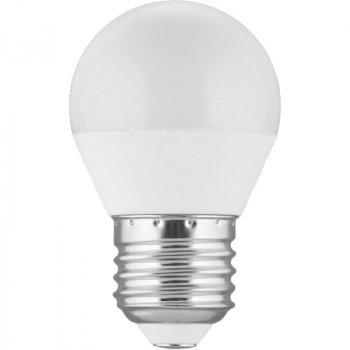"""Лампа світлодіодна G45 3W E27 250LM 4000K 220-240V кулька ( гарантія 6 місяців ) """"LEMANSO"""" LM3021"""