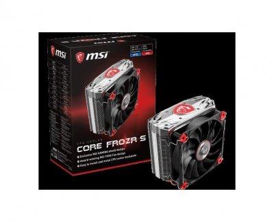 Процесорний кулер MSI Core Frozr S 2011-3/2011/1366/1156/1155/1151/1150/775 + AMD (E32-0802210-A87)